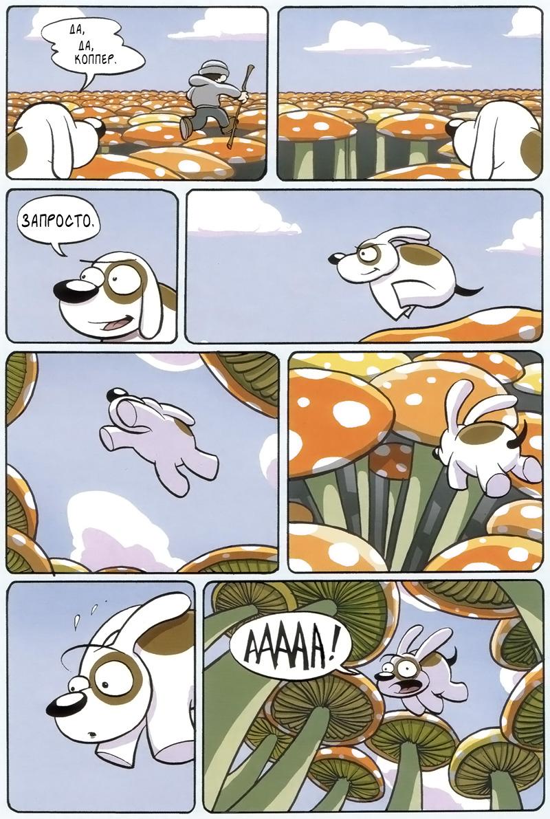 Поход по грибам. Часть 5.